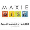Indywidualny raport Maxie DISC